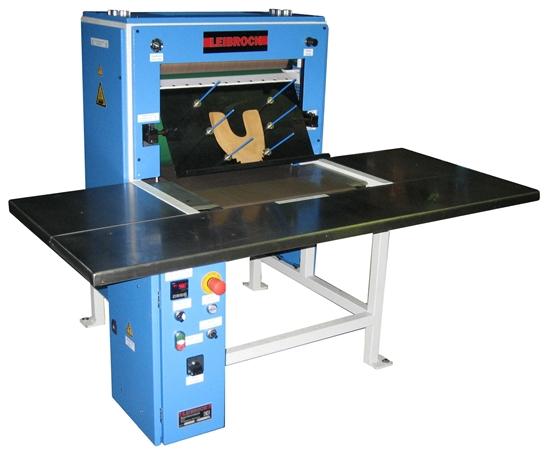 Изображение Машина для дублирования деталей верха, мод. LEIBROCK BAB2-500