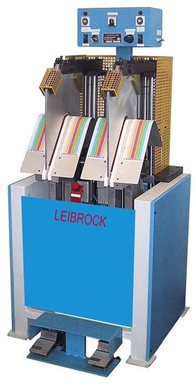 Изображение Машина для формования союзки, мод. LEIBROCK W 51 + VBD 7