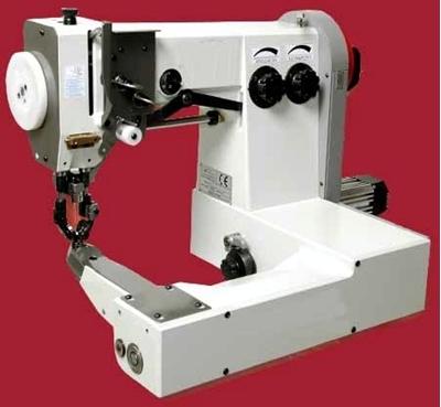 Изображение Швейная машина для изготовления мокасин, мод. FALAN FT 50