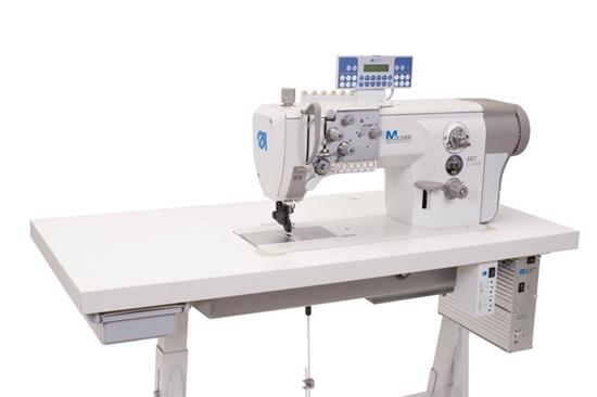 Изображение Швейная машина с плоской платформой, мод. MINERVA 887-160122 M