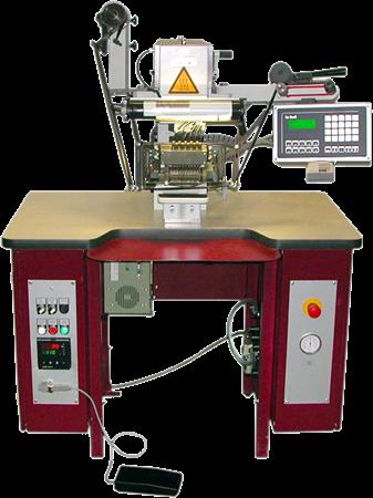 Изображение для категории Машины для клеймения (через фольгу)
