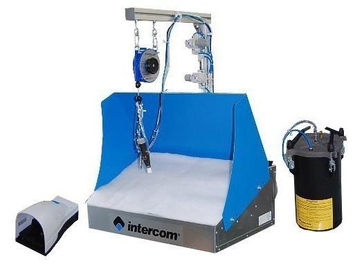 Изображение Система для нанесения клея, мод. INTERCOM I388